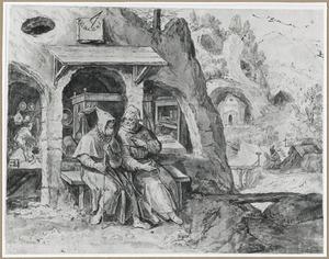 De kluizenaar Symmachus