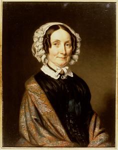 Portret van Sara Schadee (1795-1875)