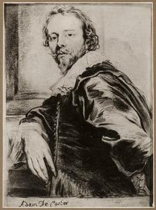 Portret van Adam de Coster (?-1643)