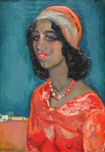 Egyptische vrouw
