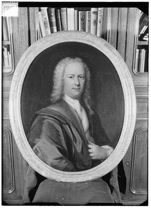 Portret van Jan Caspar Nobel ( -1746)
