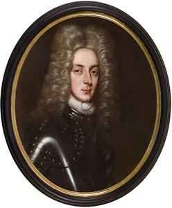 Portret van Assueer Torck (1656-1698)