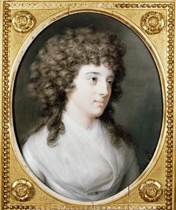 Portret van Agneta Margaretha Catharina Boreel (1771-1824)