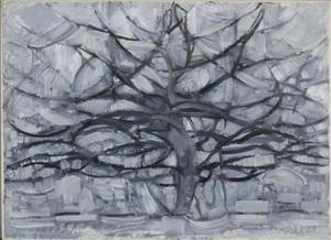 The gray tree
