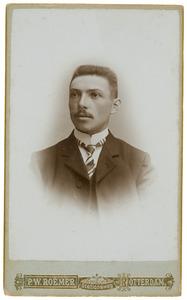 Portret van Johan Antonius Ramaer