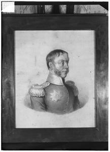 Portret van Maximiliaan Louis van Hangest d' Yvoy (1774-1840)