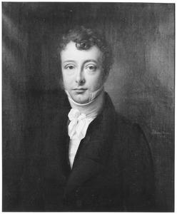 Portret van Albert Voombergh (1793-1851)
