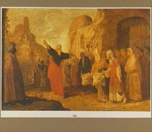 Paulus en Barnabas te Lystra (Handelingen 14:13-14)