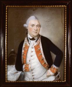 Portret van Tobias Nahuys (1741-1814)