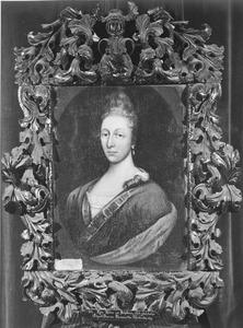 Portret van Lucia Helena van Scheltema (1656-1686)
