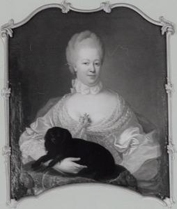 Portret van Cornelia van den Santheuvel (1727- )