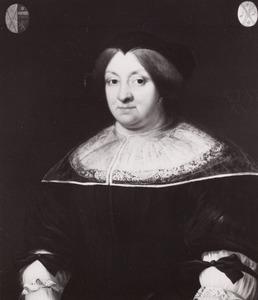 Portret van Maria van Sassen (1608-1678)