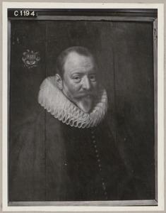 Portret van Bonifacius de Jonge (1567-1625)