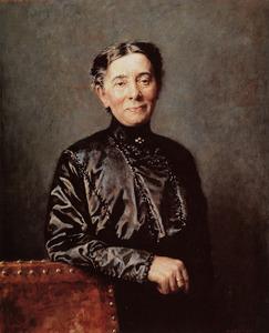 Portret van Helena Wilhelmina Schneider (1862- )