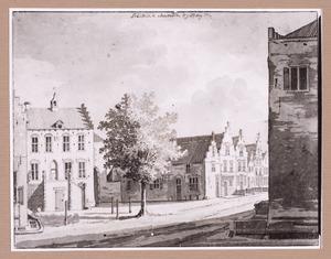Het stadhuis te Montfoort