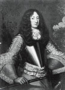 Portret van Karl Emil, keurprins von Brandenburg (1655-1674)