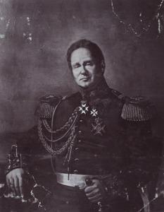 Portret van Abraham Schuurman (1781-1865)
