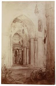 Moskee in Brussa