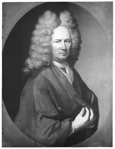 Portret van Johannis Wilbrenninck (1647-1731)