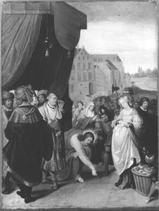 Christis en de overspelige vrouw
