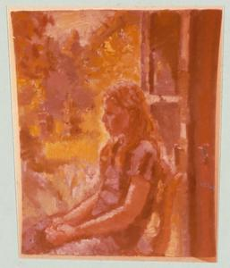 Portret van Dorothee van Basten Batenburg