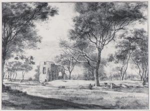 Huis Kronenburg bij Castrucum