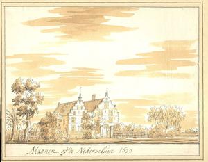 Huis Maanen anno 1622