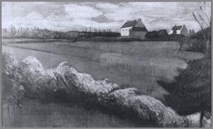 Landschap bij Le Pouldu