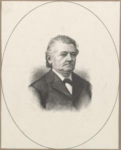 Portret van Jacob Isaac Doedes (1817-1897)