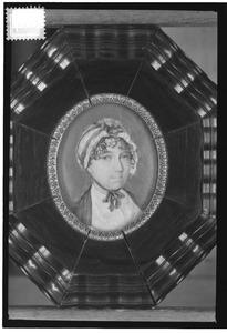 Portret van Catherine Françoise Marguerite Louise de Roverea
