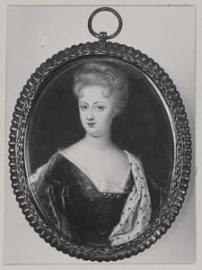 Portret van Charlotte Dorothea Sophie van Hessen -Homburg (1672-1738)