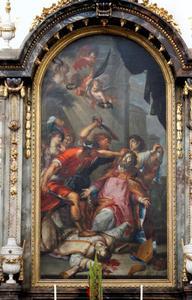 Het martyrium van de H. Killian en zijn metgezellen