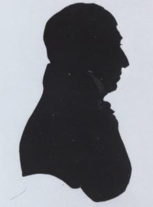 Portret van Jan van Rossem (1776-1842)