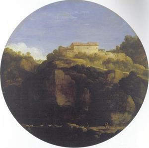 Huis in de bergen, Tivoli