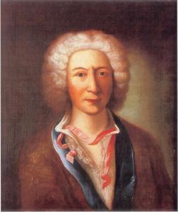 Portret van Joeri Kologrivov (ca. 1690-1754)