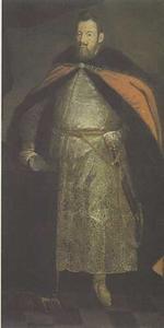 Portret van Jerzy Ossolinski (1595-1650)