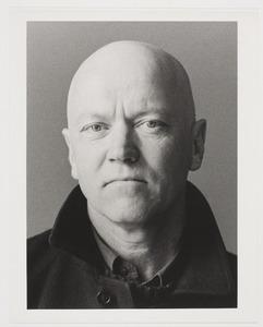 Portret van Dik Box