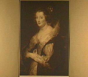 Portret van Hélène Fourment
