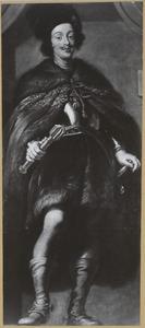 Portret van Ferdinand III, koning van Bohemen en Hongarije (1608-1657)