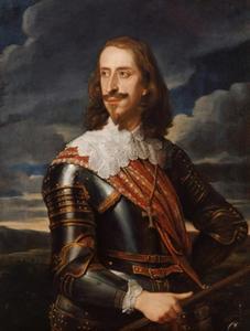 Portret van aartshertog Leopold Wilhelm van Oostenrijk (1614-1662)
