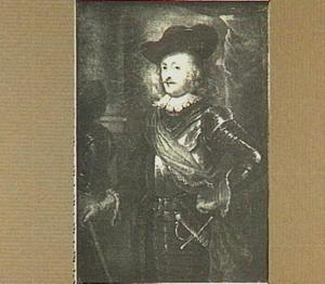 Portret van Ferdinand van Oostenrijk (1609-1641), kardinaal-infant van Spanje