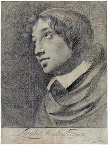 Portret van Leendert van der Cooghen (1632-1681)