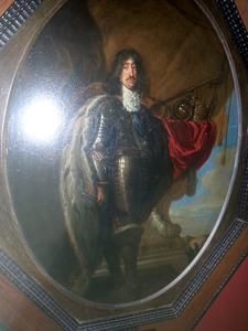 Portret van koning Frederik III (1609-1670)