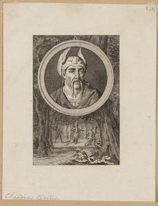 Portret van Julius Civilis