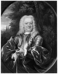 Portret van Vincent Maximiliaan Baron van Lockhorst (1665-1740)