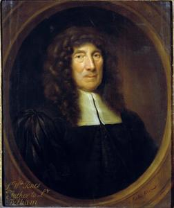 Portret van Sir William Jones Kt. (1630-1682)