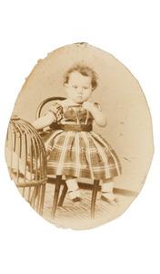 Portret van Sophia Suzanna Juckema van Burmania barones Rengers (1867-1963)