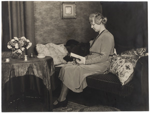 Portret van Klazina Bakker (1875-1966)