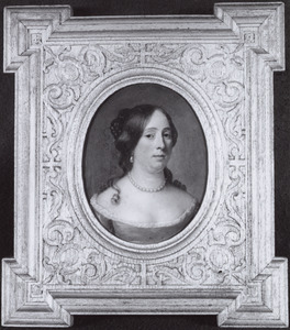 Portret van Josina Goris ( -1732)