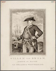 Portret van Willem Braam (1732-1807)